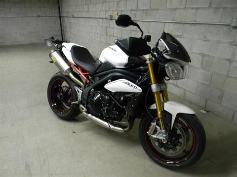 2013 Triumph Speed Triple R ABS in Springfield, Massachusetts - Photo 2