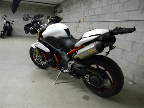 2013 Triumph Speed Triple R ABS in Springfield, Massachusetts - Photo 6