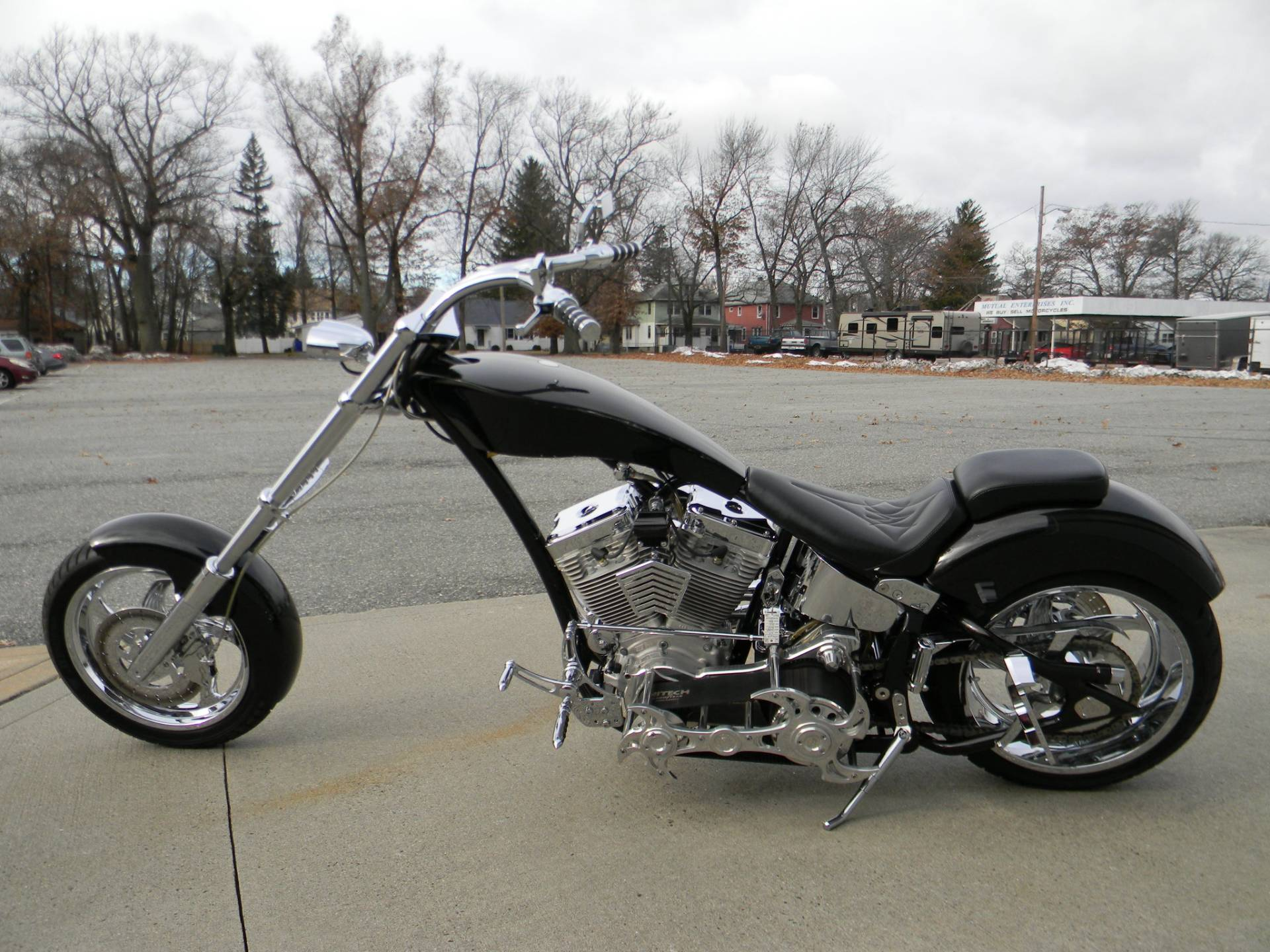 2007 Custom CHOPPER in Springfield, Massachusetts - Photo 8