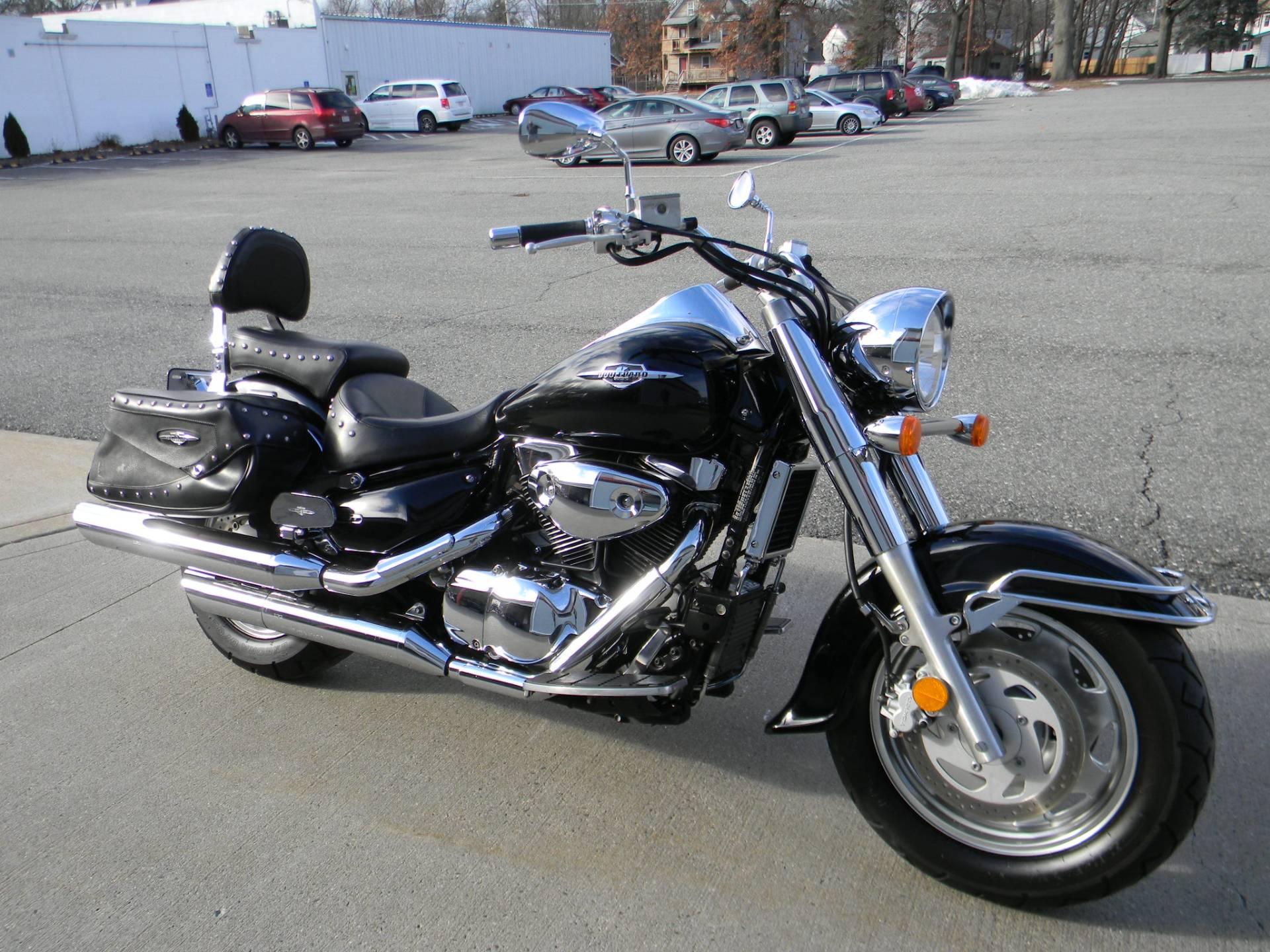 2005 Suzuki Boulevard C90T in Springfield, Massachusetts