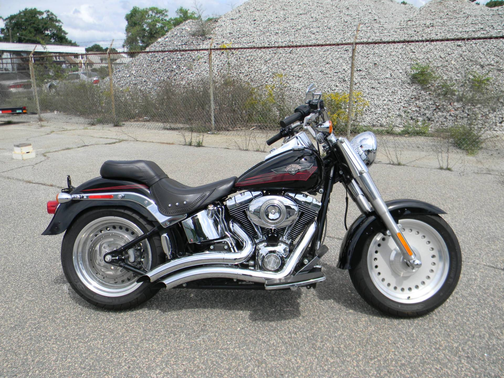 2007 Harley-Davidson Softail® Fat Boy® Motorcycles Springfield ...