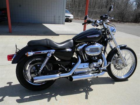 2009 Harley-Davidson Sportster® 1200 Custom in Springfield, Massachusetts
