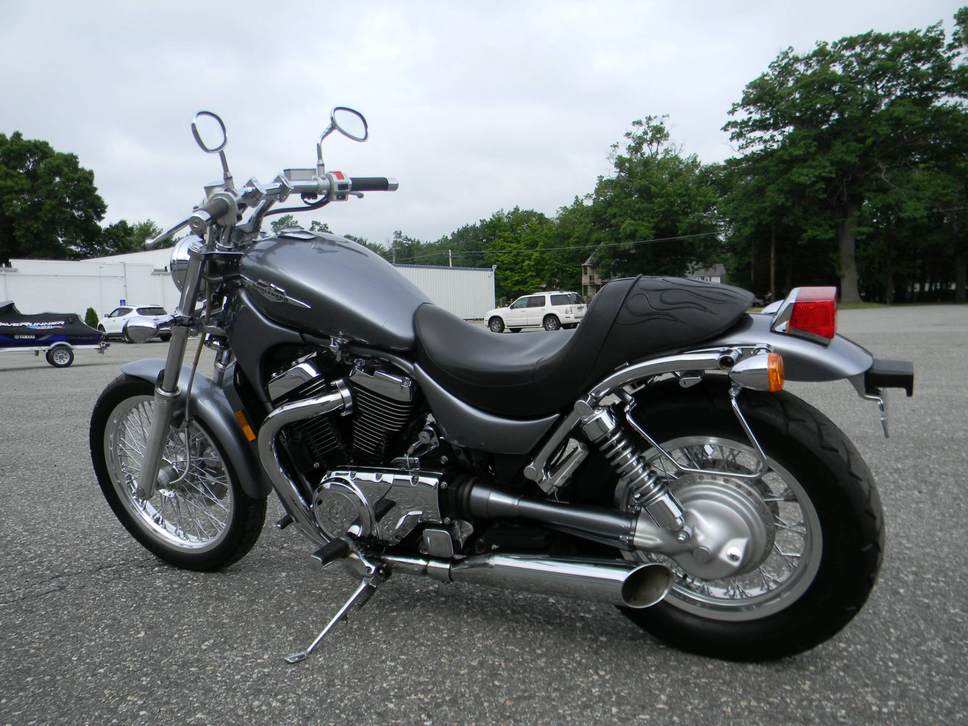 2005 Suzuki Boulevard S50 in Springfield, Massachusetts - Photo 7