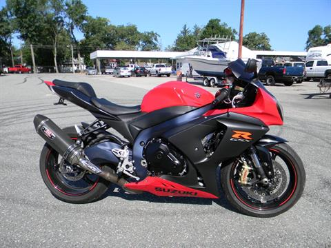 2013 Suzuki GSX-R1000™ in Springfield, Massachusetts - Photo 1