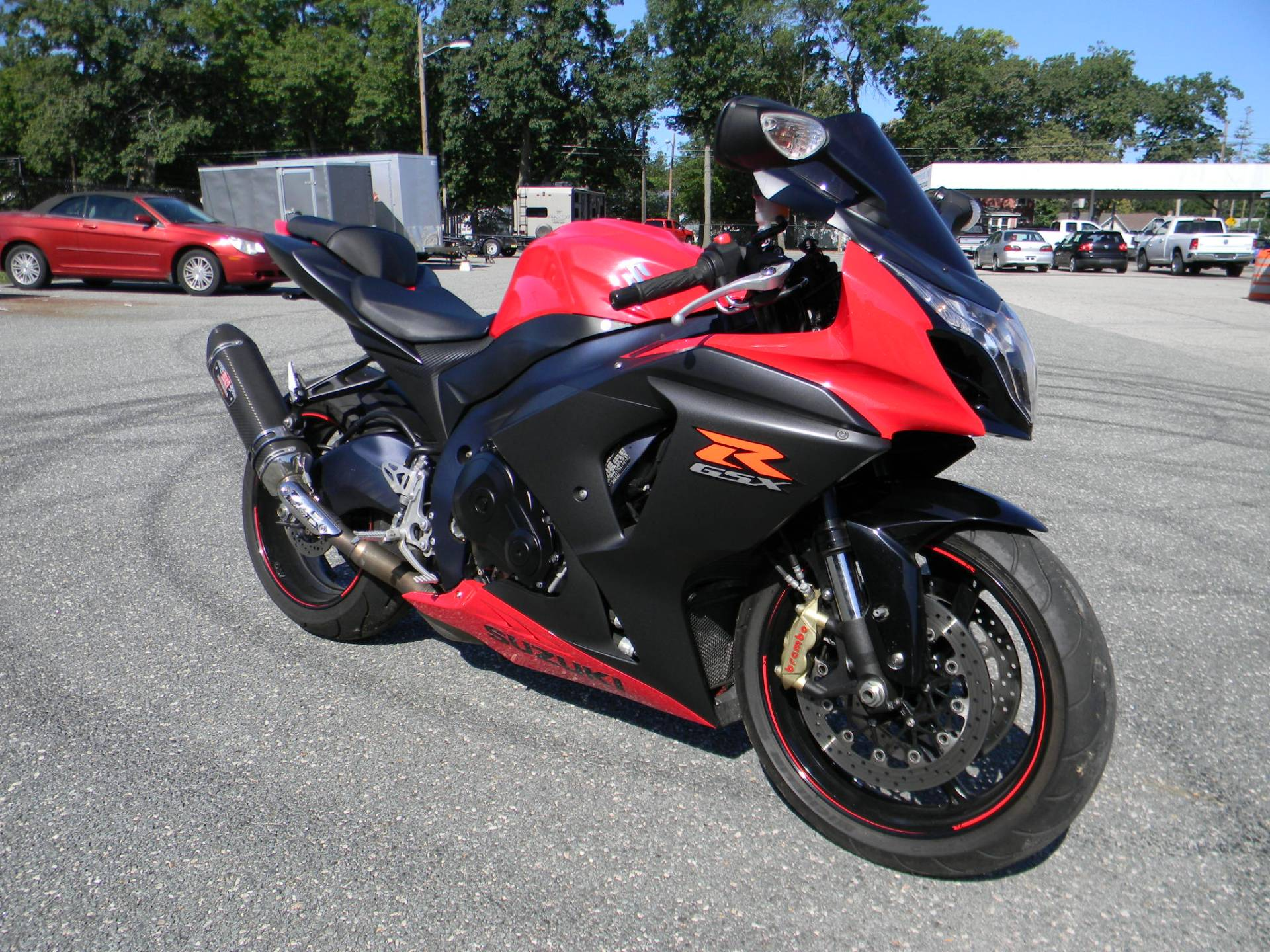 2013 Suzuki GSX-R1000™ in Springfield, Massachusetts - Photo 2