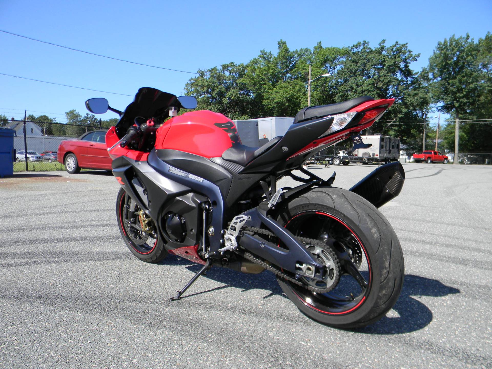 2013 Suzuki GSX-R1000™ in Springfield, Massachusetts - Photo 7