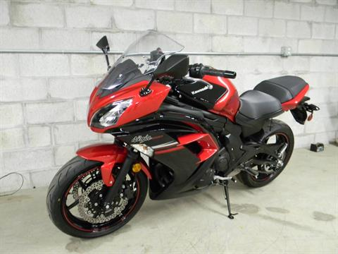 2016 Kawasaki Ninja 650 in Springfield, Massachusetts