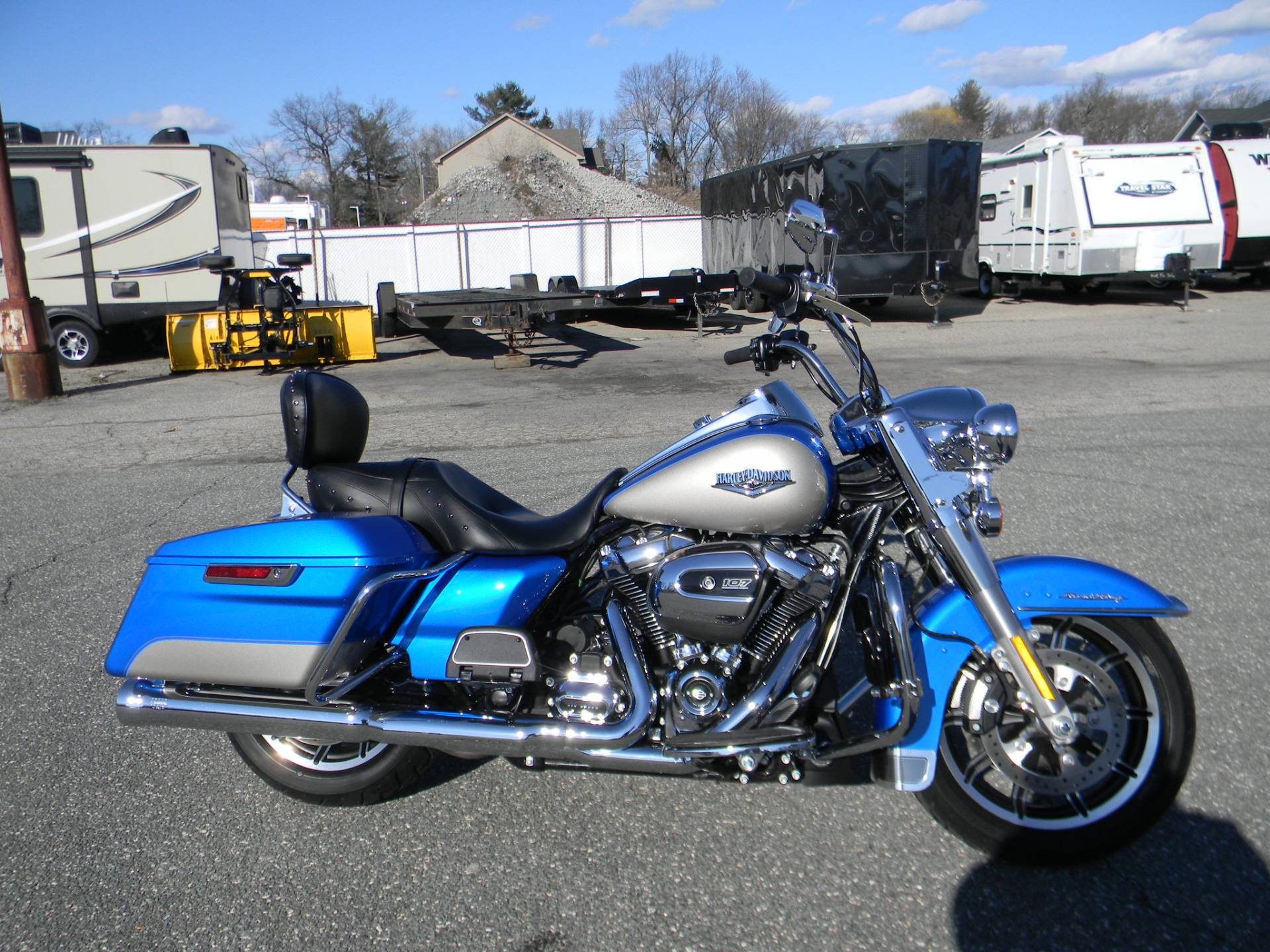 2018 Harley-Davidson Road King® in Springfield, Massachusetts - Photo 1