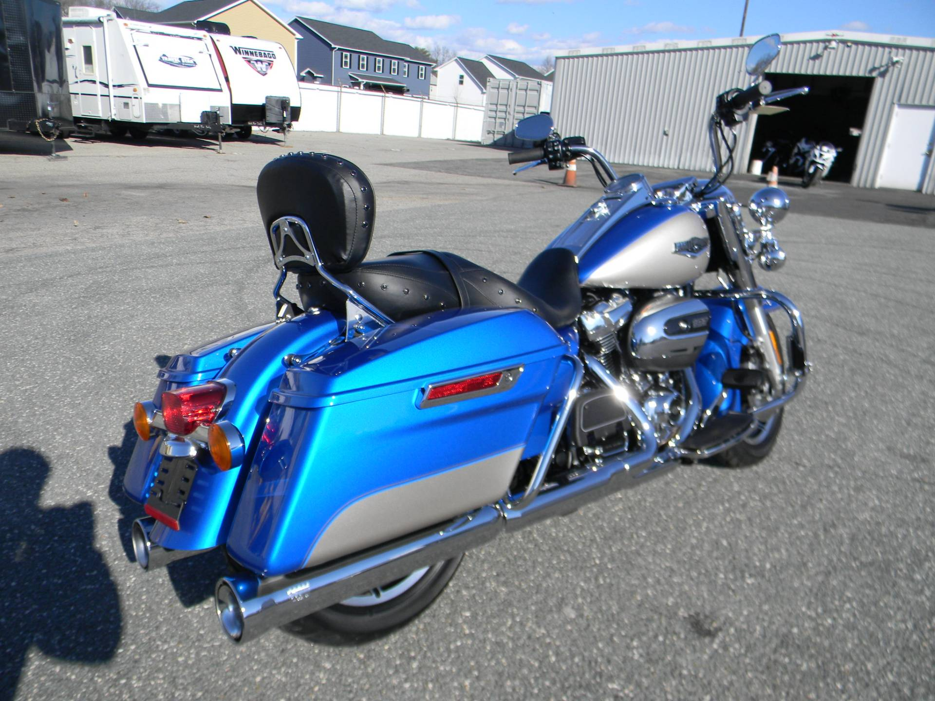 2018 Harley-Davidson Road King® in Springfield, Massachusetts - Photo 3
