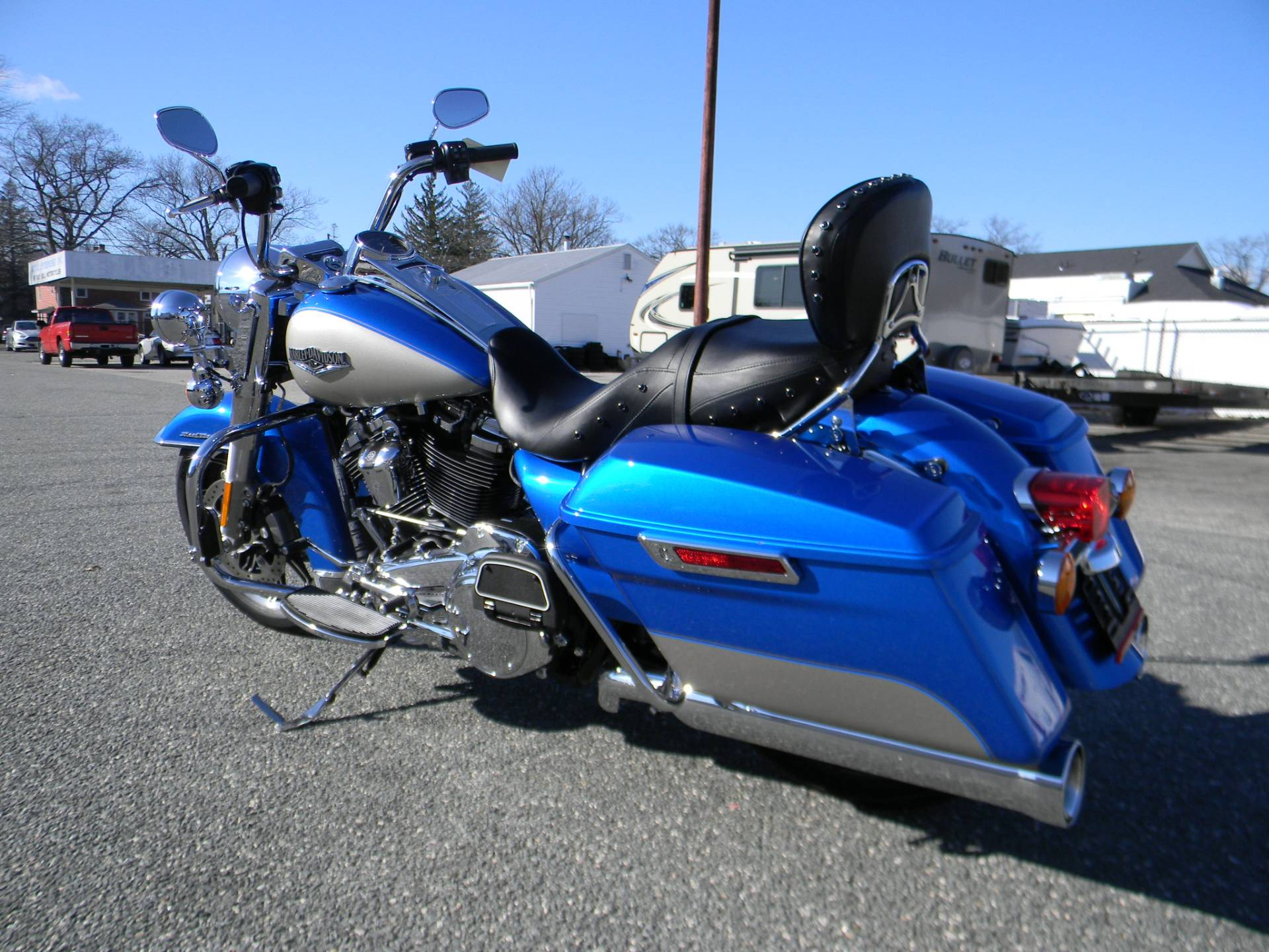 2018 Harley-Davidson Road King® in Springfield, Massachusetts - Photo 7