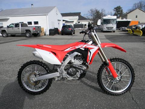 2018 Honda CRF250R in Springfield, Massachusetts - Photo 1