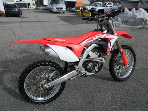2018 Honda CRF250R in Springfield, Massachusetts - Photo 3