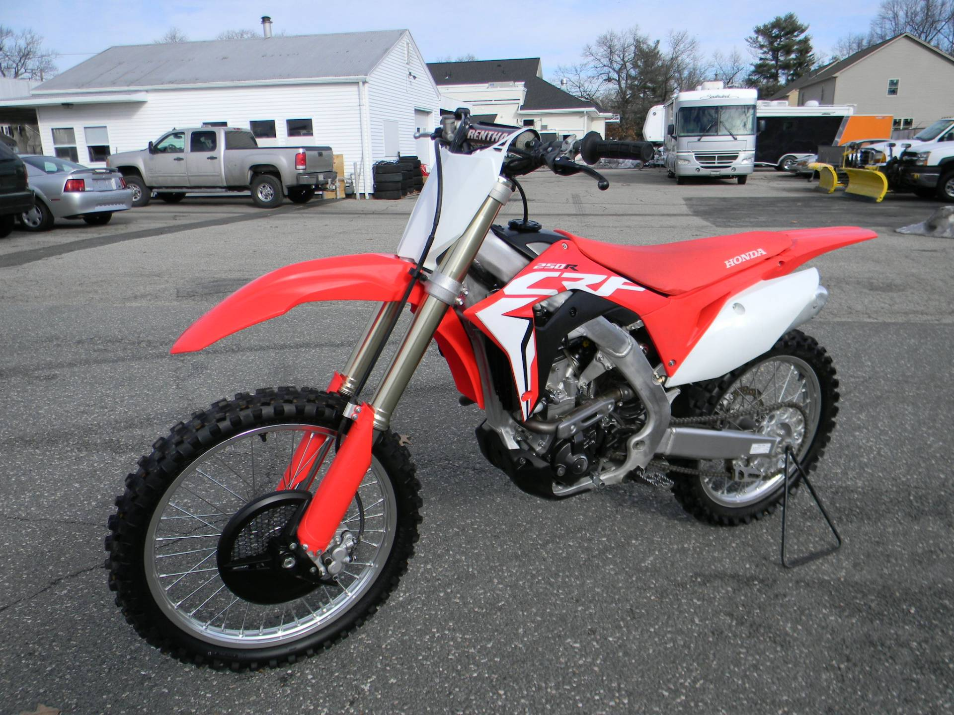 2018 Honda CRF250R in Springfield, Massachusetts - Photo 4