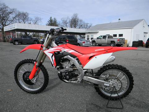 2018 Honda CRF250R in Springfield, Massachusetts - Photo 5