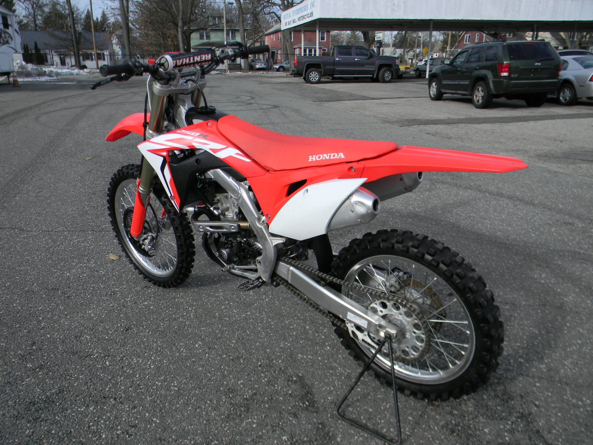 2018 Honda CRF250R in Springfield, Massachusetts - Photo 6