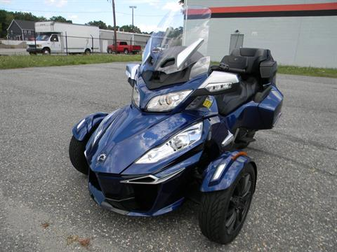 2016 Can-Am Spyder RT-S SE6 in Springfield, Massachusetts - Photo 9
