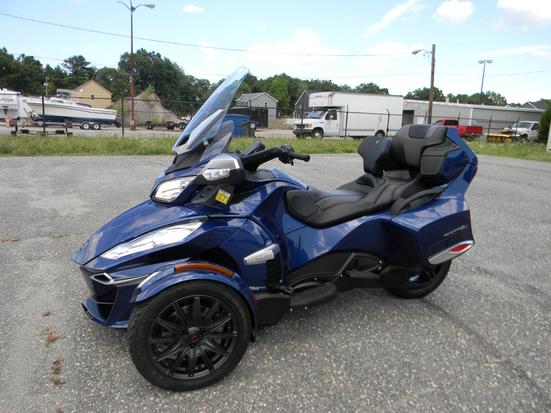 2016 Can-Am Spyder RT-S SE6 in Springfield, Massachusetts - Photo 10