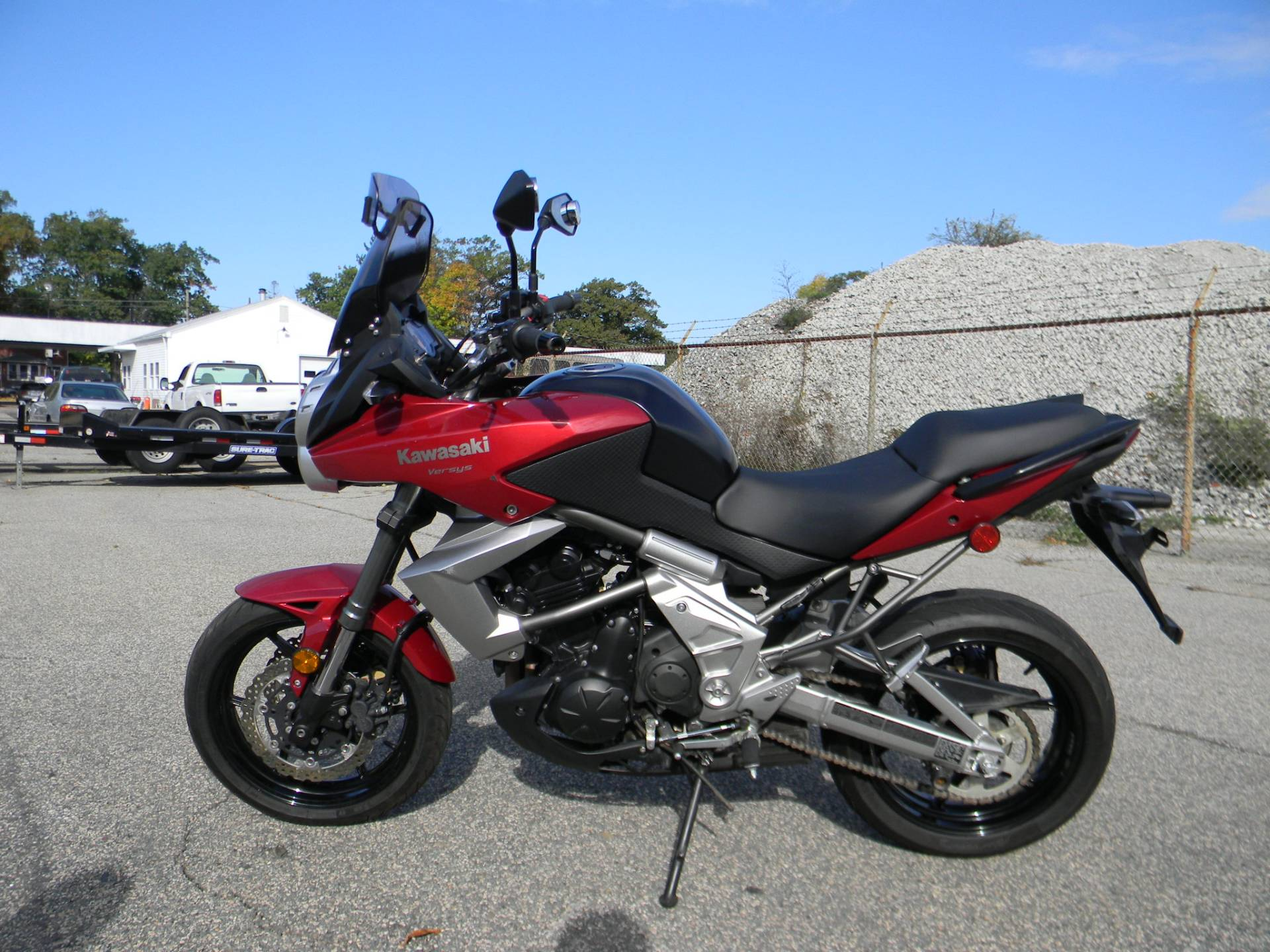 2011 Kawasaki Versys® in Springfield, Massachusetts