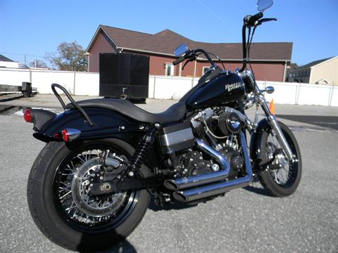 2011 Harley-Davidson Dyna® Street Bob® in Springfield, Massachusetts - Photo 3