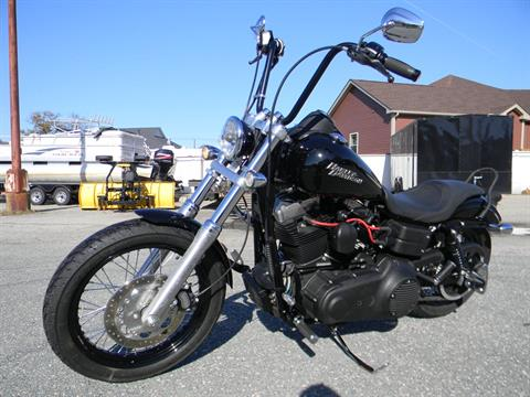 2011 Harley-Davidson Dyna® Street Bob® in Springfield, Massachusetts - Photo 6