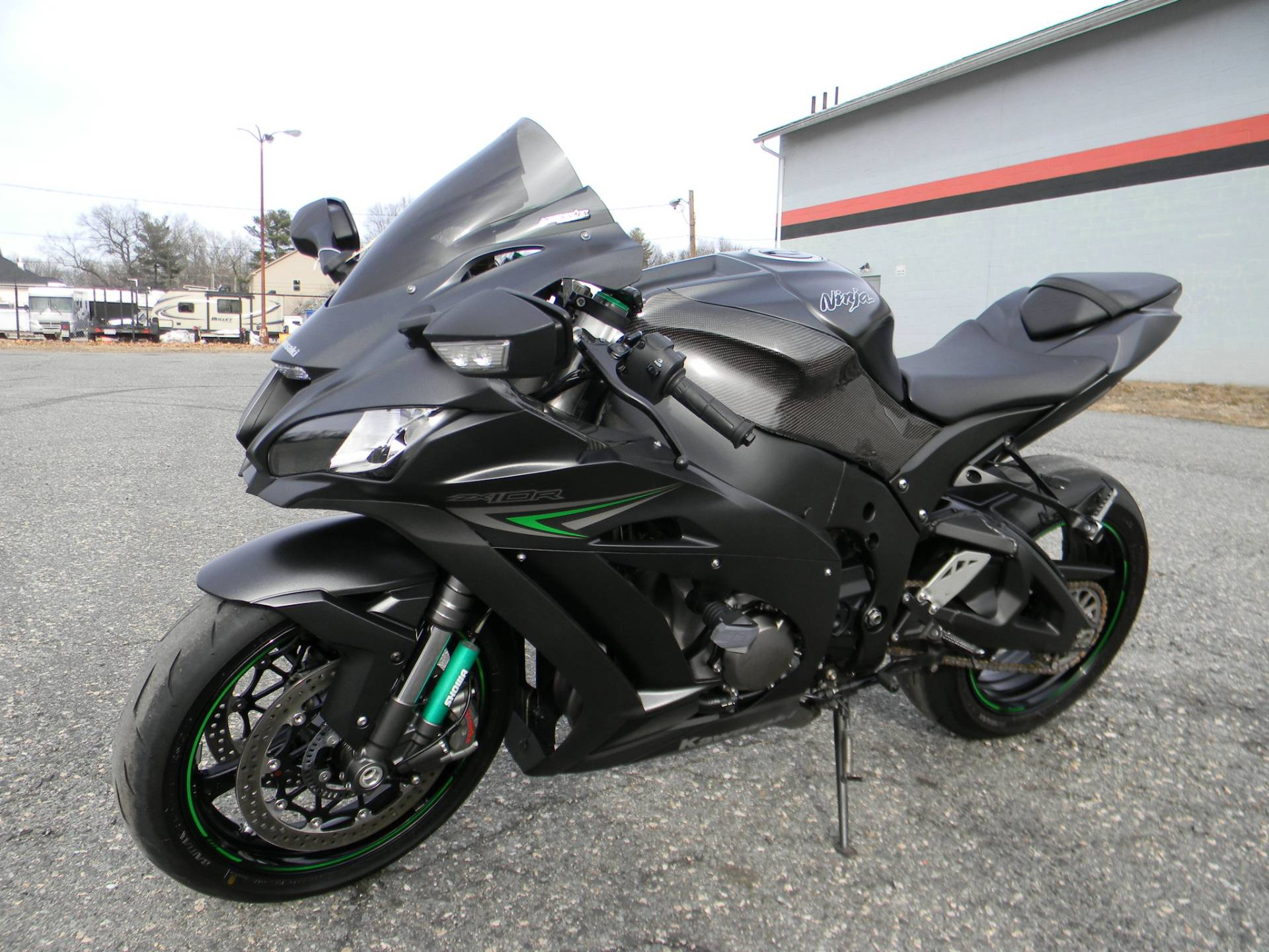 2016 Kawasaki Ninja ZX-10R in Springfield, Massachusetts - Photo 5