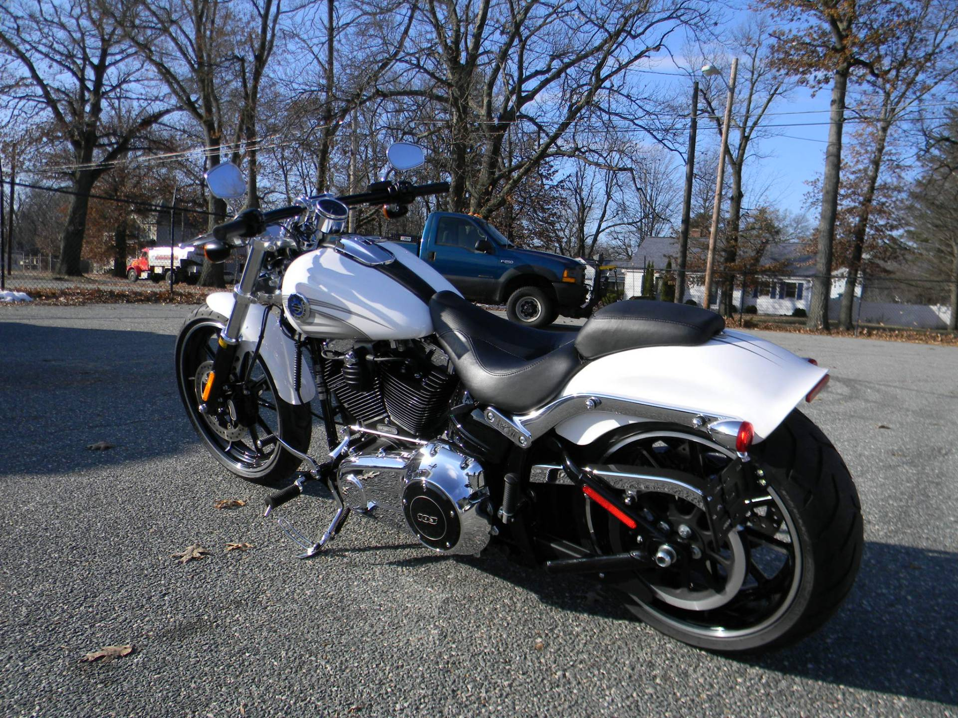 2016 Harley-Davidson Breakout® in Springfield, Massachusetts