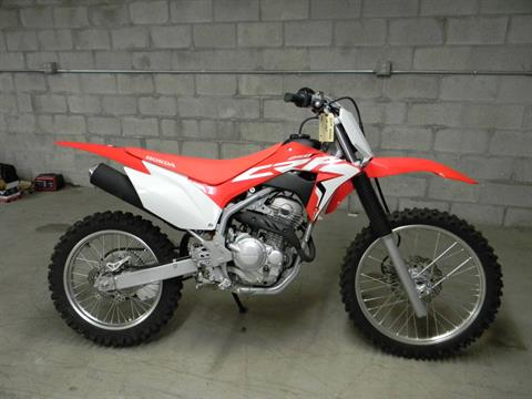 2019 Honda CRF250F in Springfield, Massachusetts