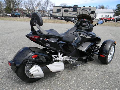 2015 Can-Am Spyder® RS SM5 in Springfield, Massachusetts - Photo 3