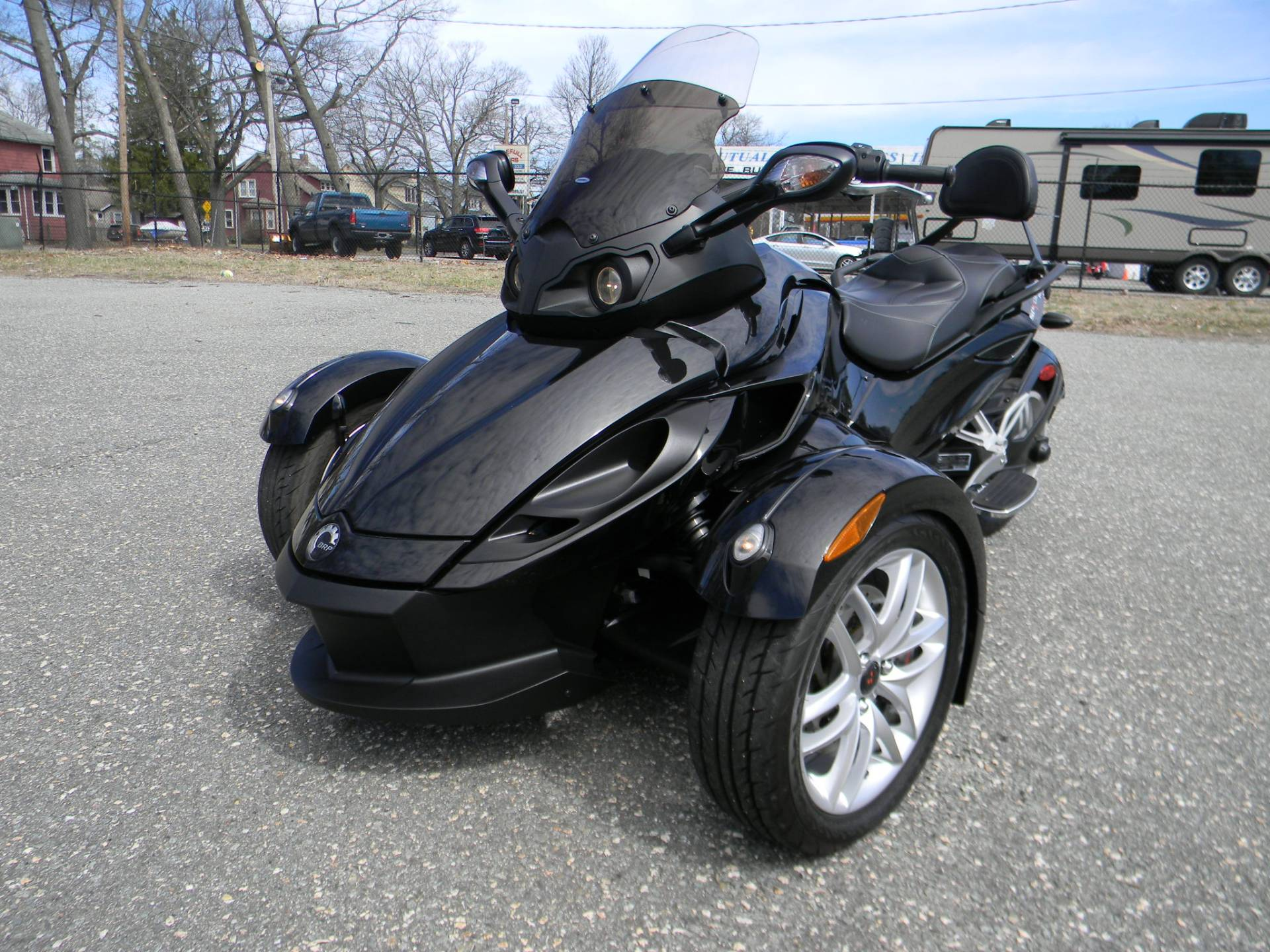 2015 Can-Am Spyder® RS SM5 in Springfield, Massachusetts - Photo 6