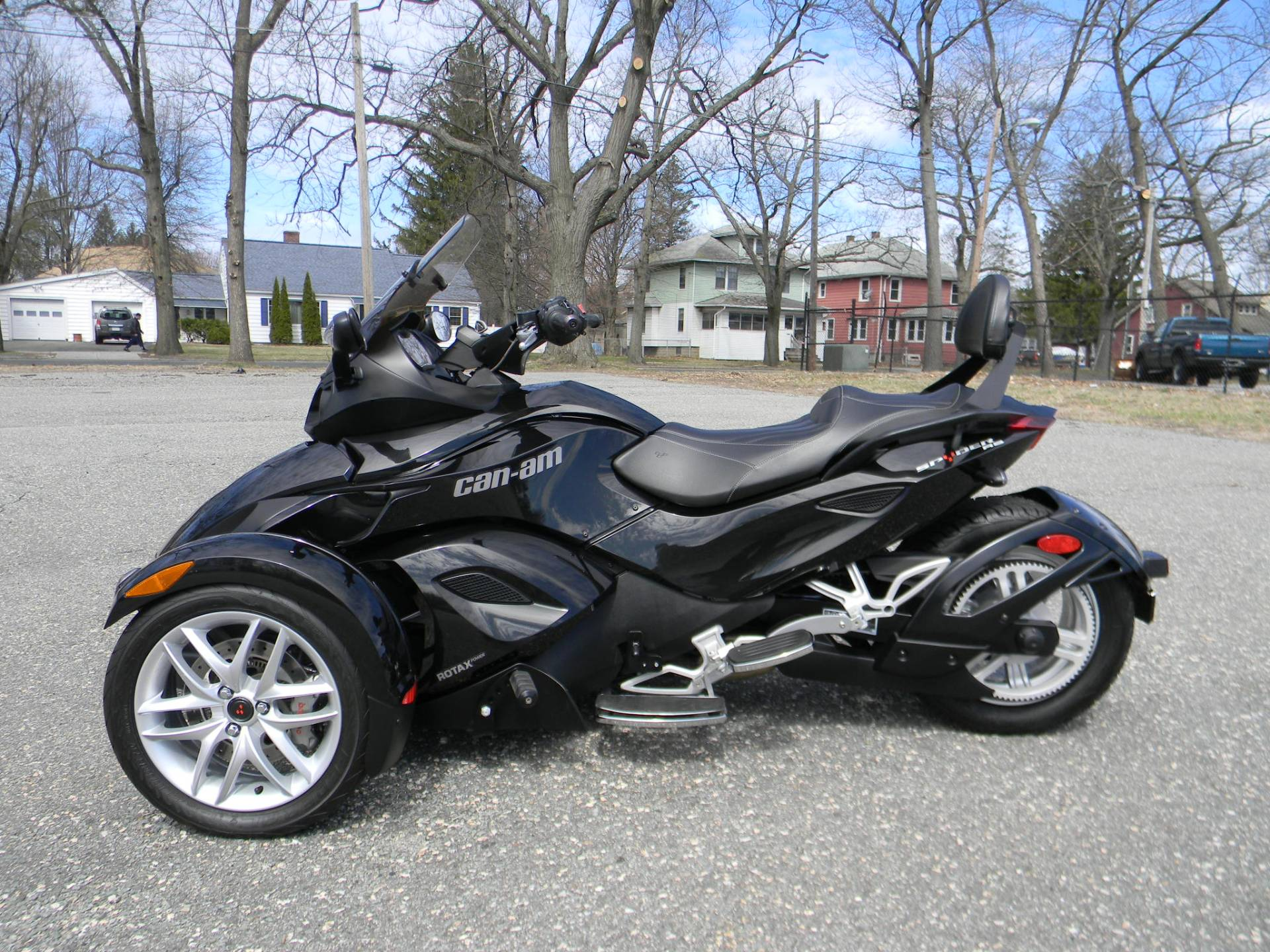 2015 Can-Am Spyder® RS SM5 in Springfield, Massachusetts - Photo 7