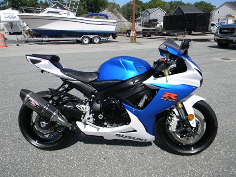 2013 Suzuki GSX-R750™ in Springfield, Massachusetts - Photo 1