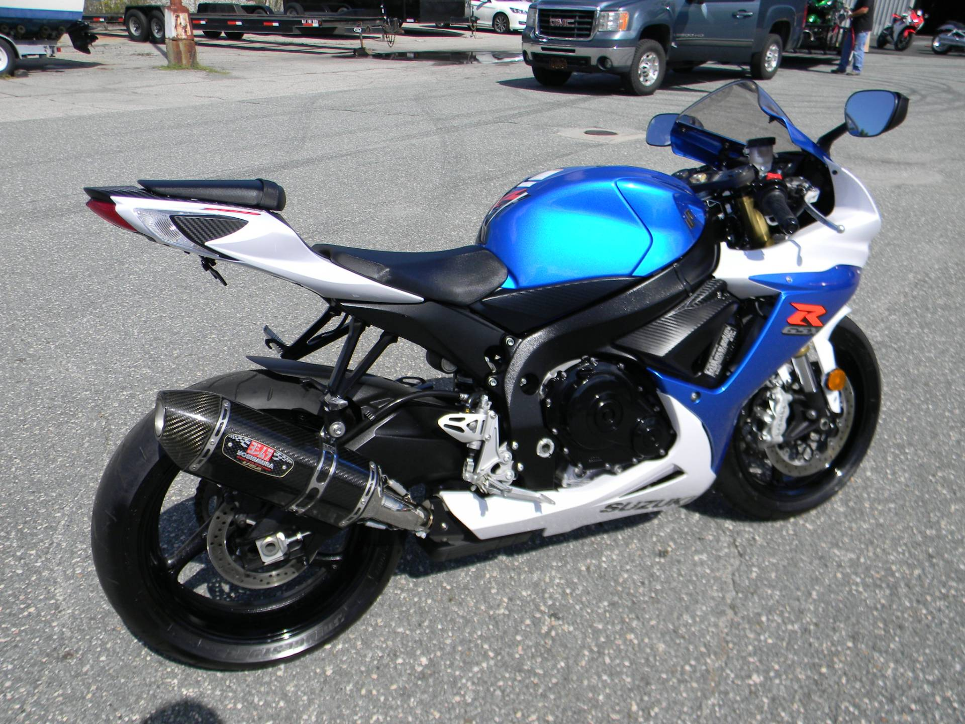 2013 Suzuki GSX-R750™ in Springfield, Massachusetts - Photo 3