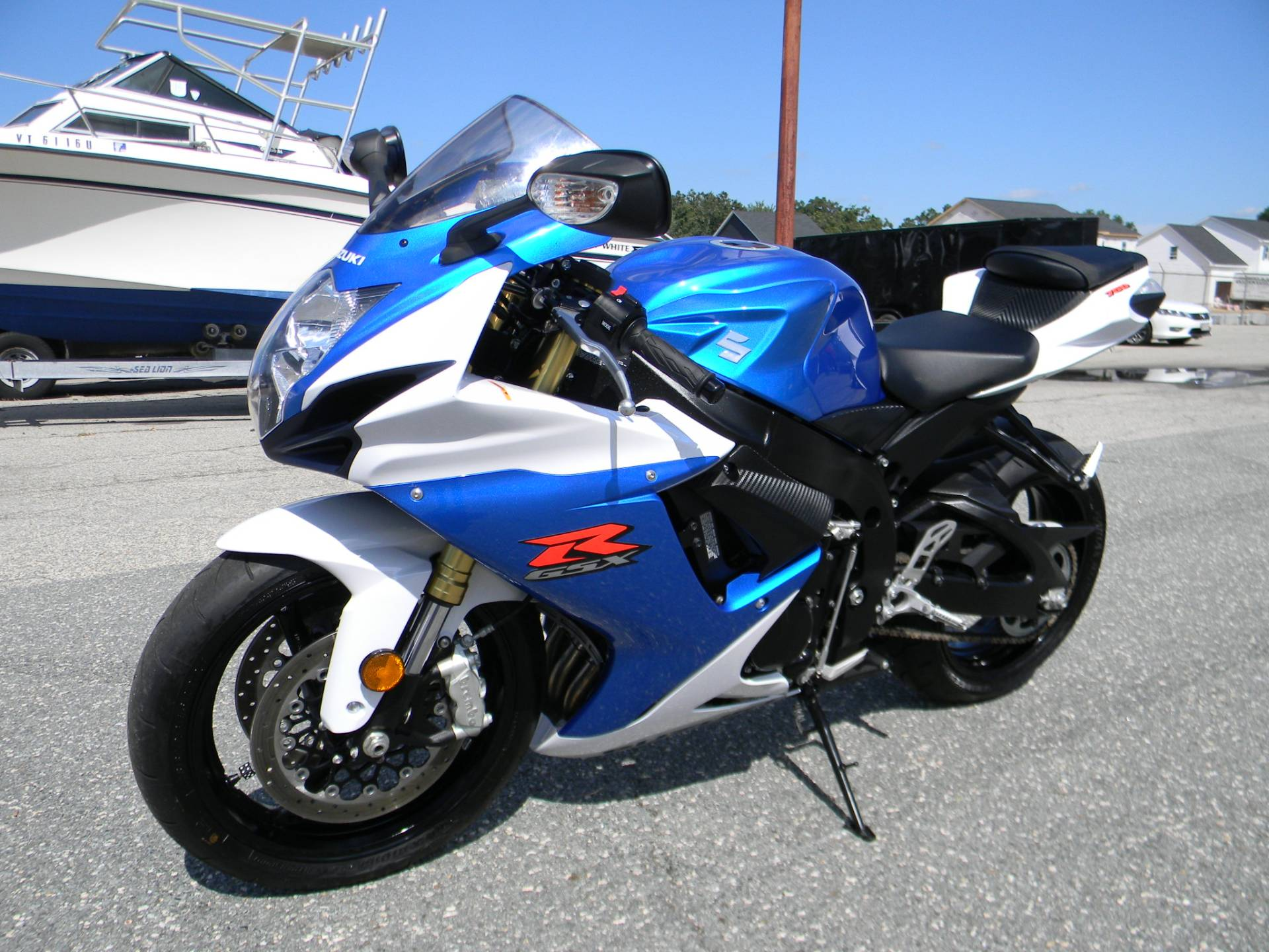 2013 Suzuki GSX-R750™ in Springfield, Massachusetts - Photo 4