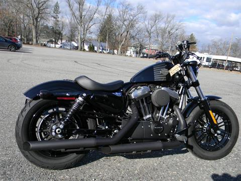 2016 Harley-Davidson Forty-Eight® in Springfield, Massachusetts - Photo 3