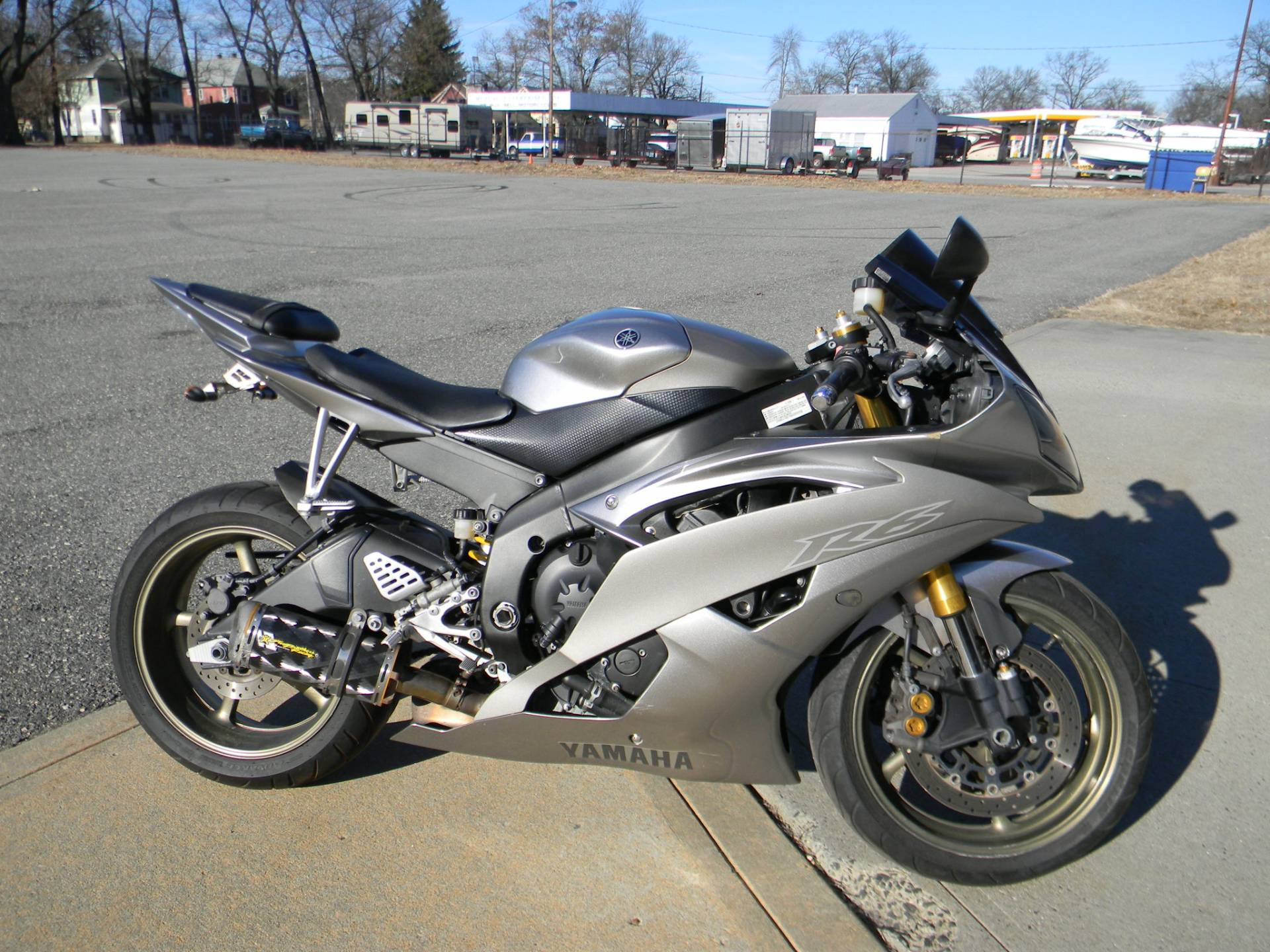 2008 Yamaha YZF-R6 in Springfield, Massachusetts - Photo 1