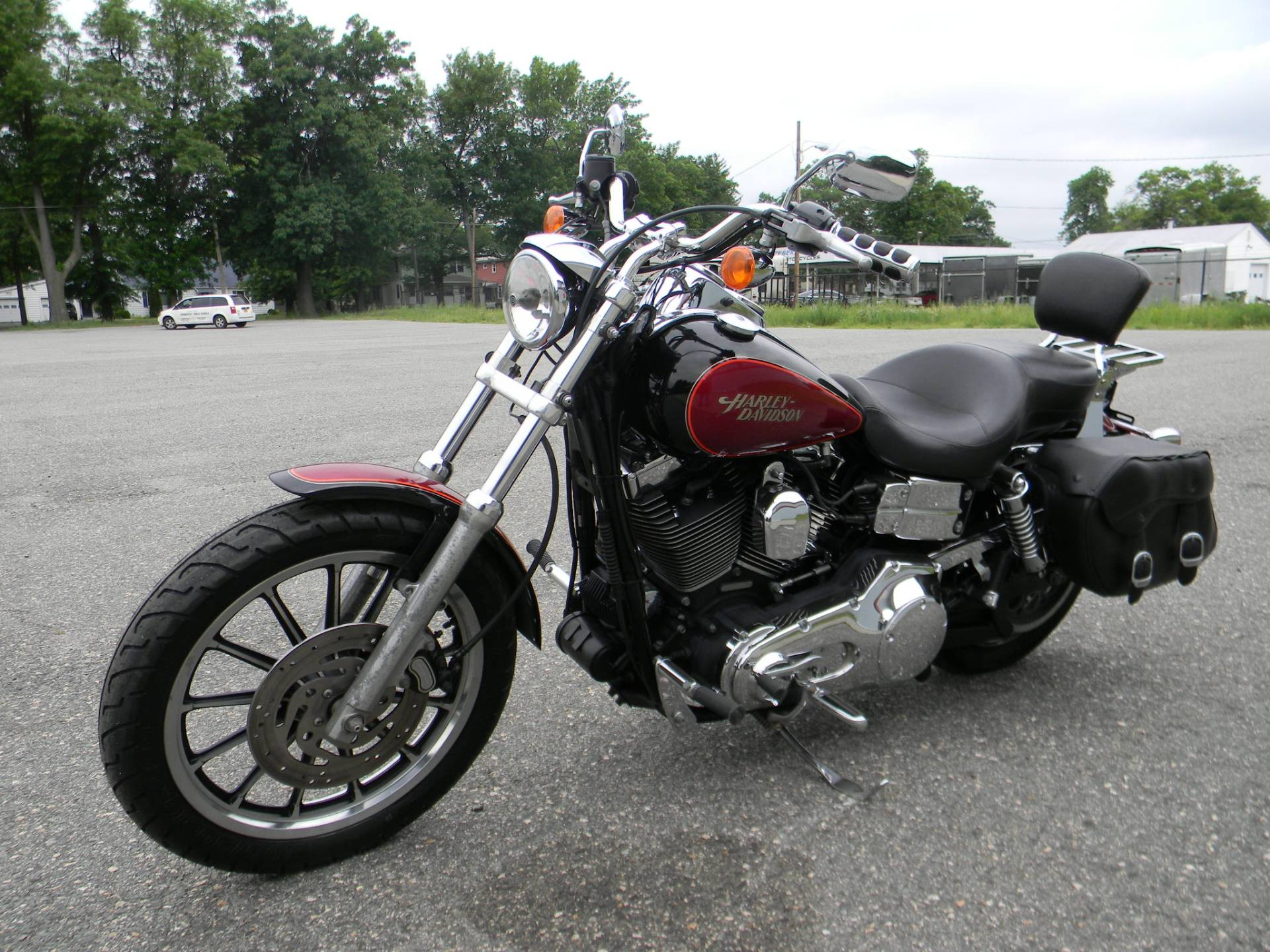 2005 Harley-Davidson FXDL/FXDLI Dyna Low Rider® in Springfield, Massachusetts