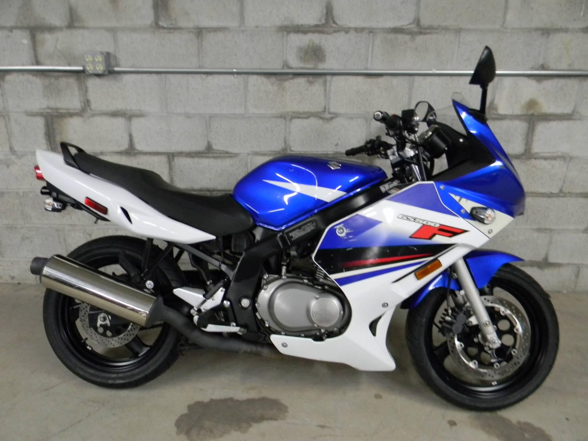 2009 Suzuki GS500F Motorcycles Springfield Massachusetts N/A