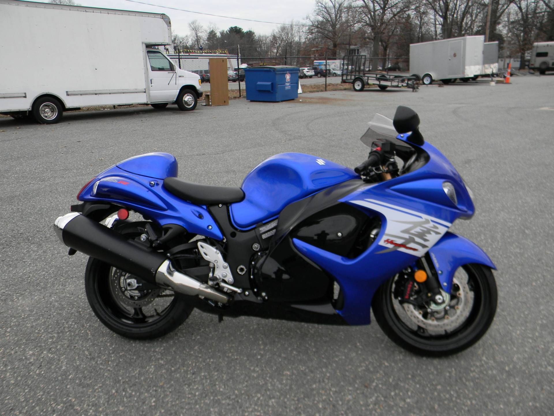 2017 Suzuki Hayabusa in Springfield, Massachusetts - Photo 1