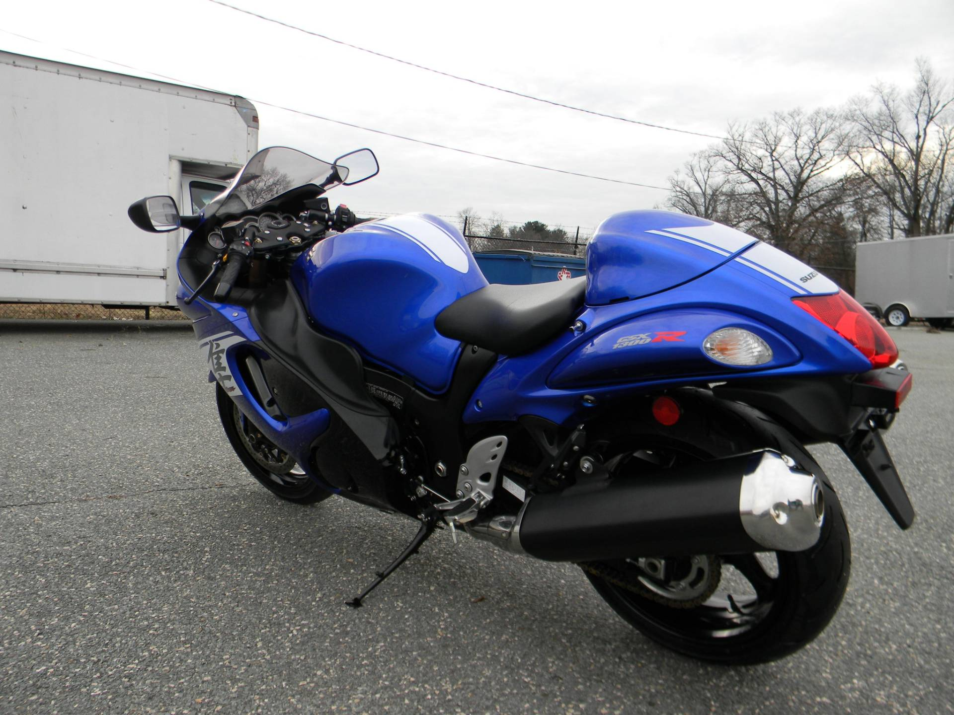 2017 Suzuki Hayabusa in Springfield, Massachusetts - Photo 6