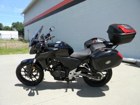 2014 Honda CB500F in Springfield, Massachusetts