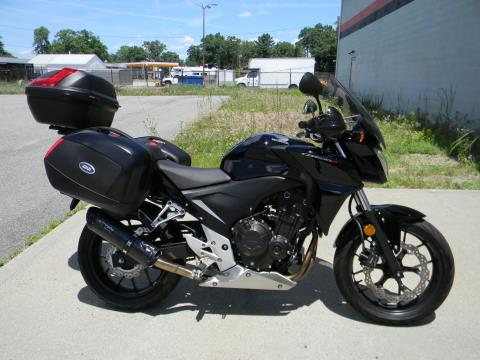 2014 Honda CB500F in Springfield, Massachusetts
