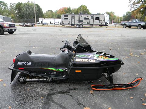 1995 Arctic Cat ZR600 in Springfield, Massachusetts