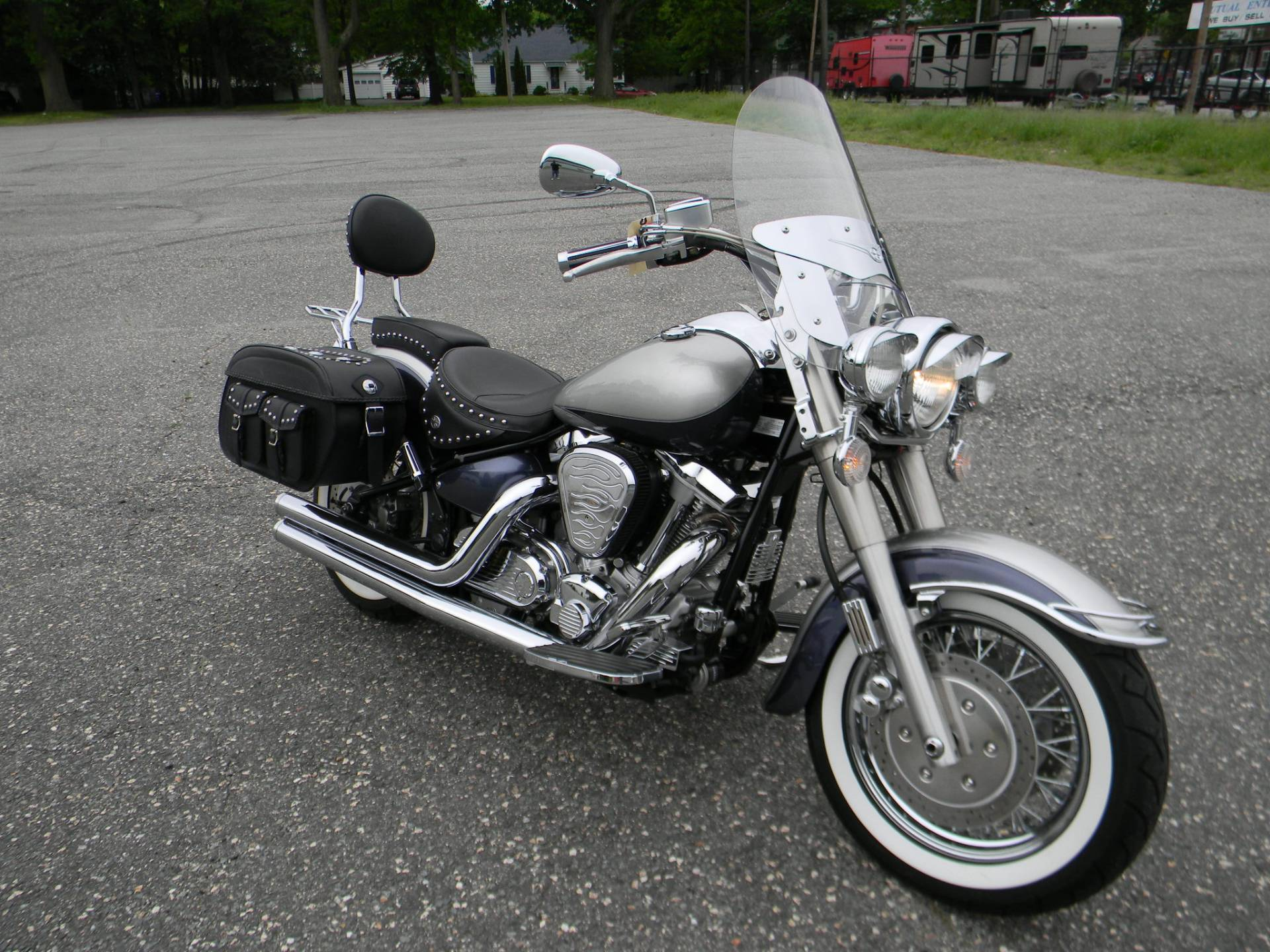2006 Yamaha Road Star in Springfield, Massachusetts - Photo 3