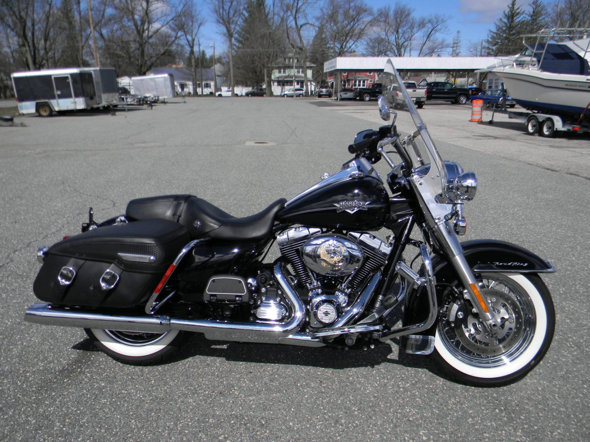 2013 Harley-Davidson Road King® Classic in Springfield, Massachusetts - Photo 1