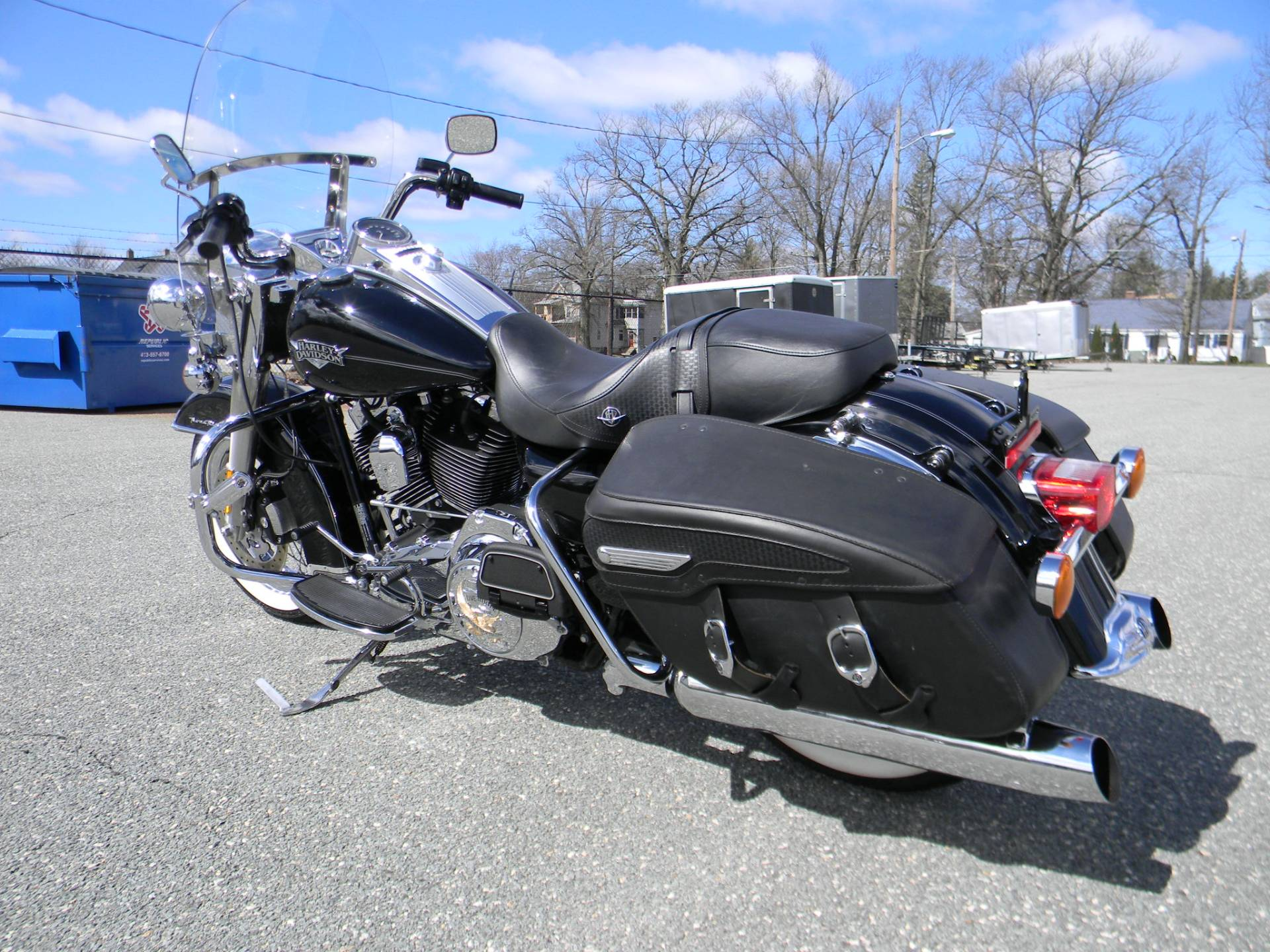 2013 Harley-Davidson Road King® Classic in Springfield, Massachusetts - Photo 7