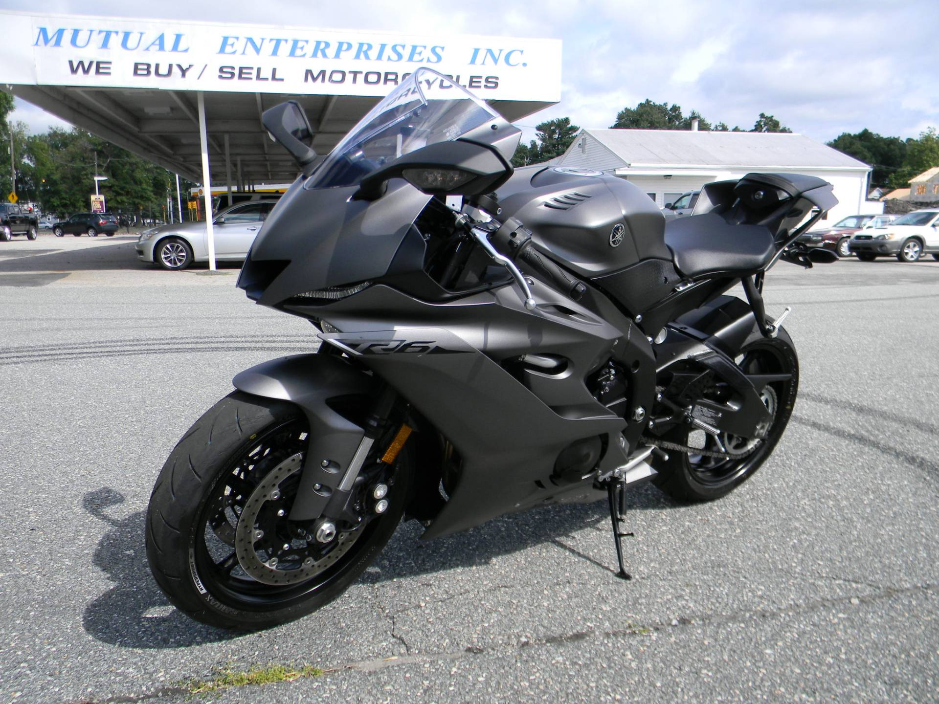 2018 Yamaha YZF-R6 in Springfield, Massachusetts