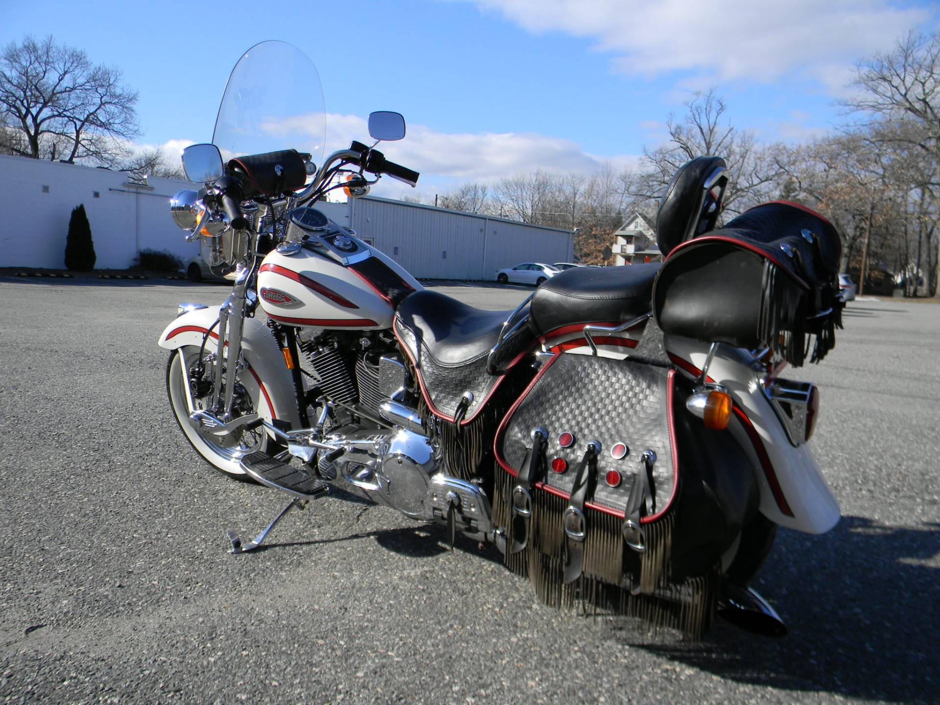 1997 Harley-Davidson FLSTS Heritage Softail Springer in Springfield, Massachusetts - Photo 7