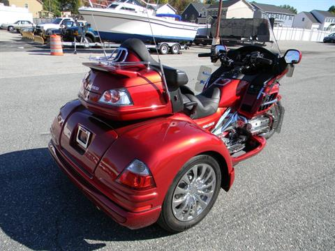 2008 Honda Gold Wing® Audio Comfort Navi in Springfield, Massachusetts - Photo 5