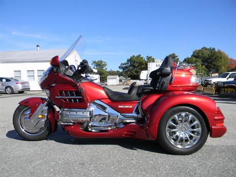 2008 Honda Gold Wing® Audio Comfort Navi in Springfield, Massachusetts - Photo 9