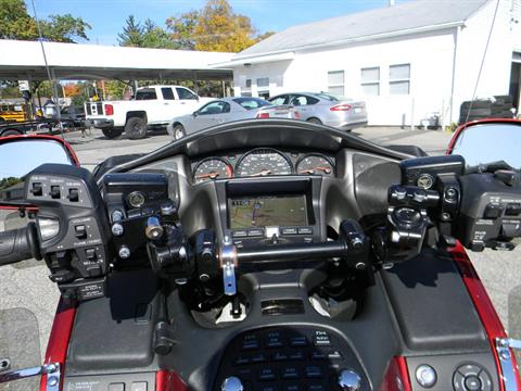2008 Honda Gold Wing® Audio Comfort Navi in Springfield, Massachusetts - Photo 16